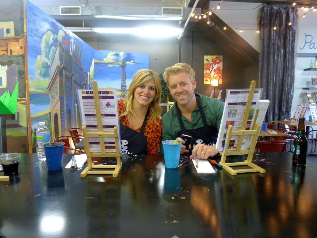 Emily and Josh.